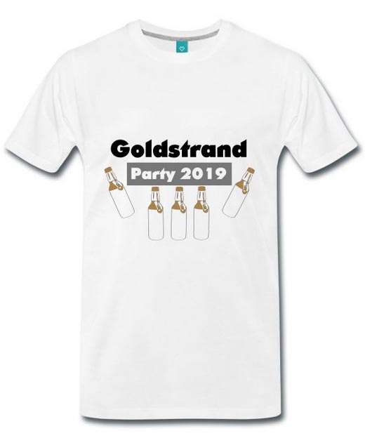 Goldstrand Party T-Shirt